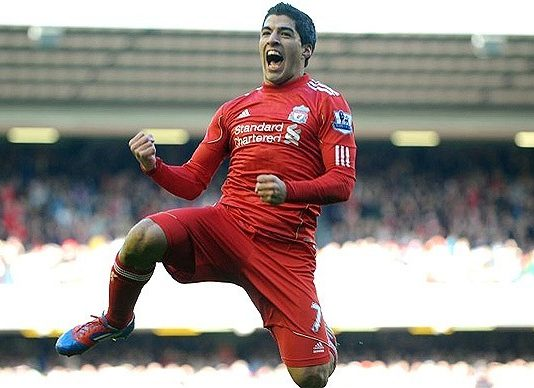 Liverpool Striker