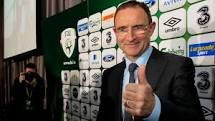 Martin give thumbs up