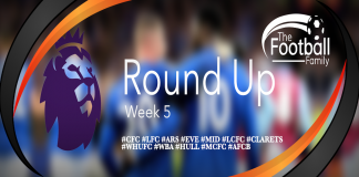 Premier League Round Up