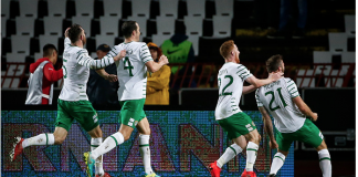 Serbia v Republic of Ireland