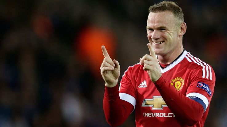 Wayne Rooney to join Everton
