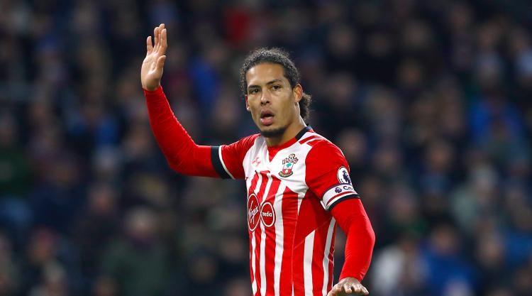 Pellegrino hopes for Van Dijk U-turn over decision to leave Southampton