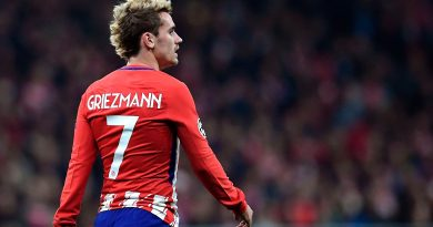 Atletico Madrid report Barcelona to FIFA over Antoine Griezmann