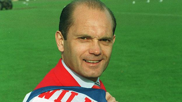 Ray Wilkins RIP – 'A lovely man who was liked by everybody'