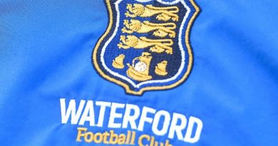 Waterford FC Roll On