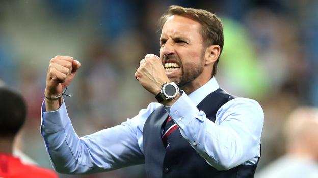 A great platform to build on – Southgate